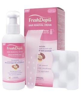 FreshDepil - rezultati - nezeljeni efekti