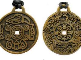BabaVanga Amulet