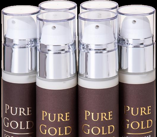 Pure Gold - sastav - iskustva - cena - rezultati - nezeljeni efekti