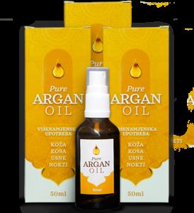 Pure Argan Oil - gde kupiti - u apotekama - sastav - iskustva - cena - Srbija
