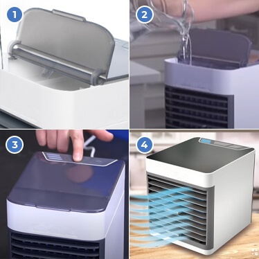 Mini Klima Ultra - cena