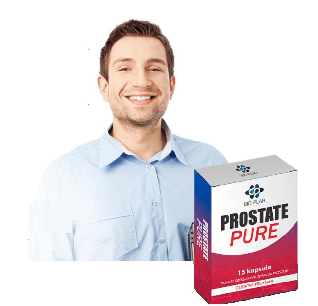 Prostate Pure - nezeljeni efekti - rezultati